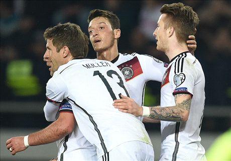 Reus & Muller seal Germany win