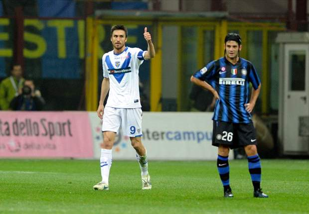 Brescia 1-1 Inter: Caracciolo Steals A Point For Rondinelle
