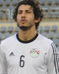 Ahmed Hegazi, Egypt International