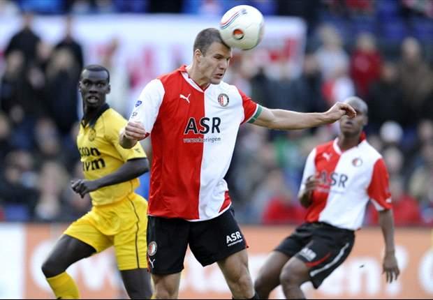 ERE- Feyenoord op jacht naar plek acht