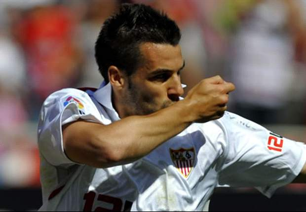 Sevilla's Alvaro Negredo doubtful for Atletico Madrid clash - report