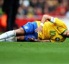 Neymar fumes: This is football, not UFC