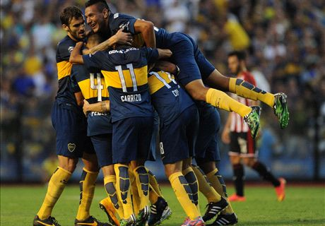 EN VIVO: Boca 3-0 Estudiantes
