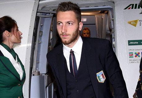 Altro forfait per Conte: Bertolacci è ko