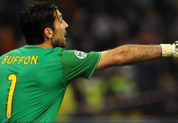 Juventus Goalkeeper Gianluigi Buffon Returns To Training