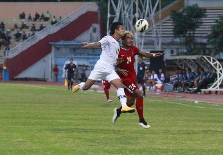 FT: Indonesia 2-1 Myanmar