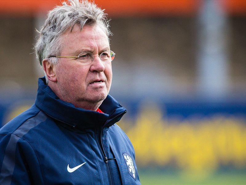 VIDEO: Hiddink's managerial career so far