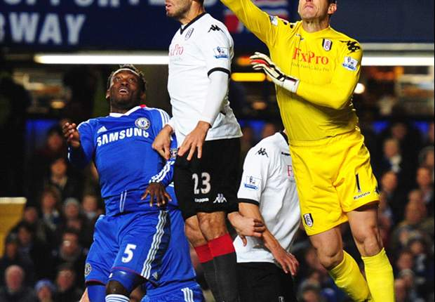 Chelsea 1-0 Fulham: Essien On Target As Blues Maintain Top Spot In Derby Win