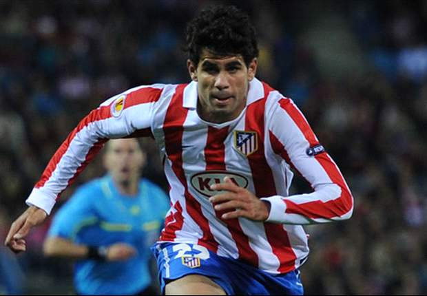 Atletico Madrid's Diego Costa to miss six months with cruciate ligament injury - report