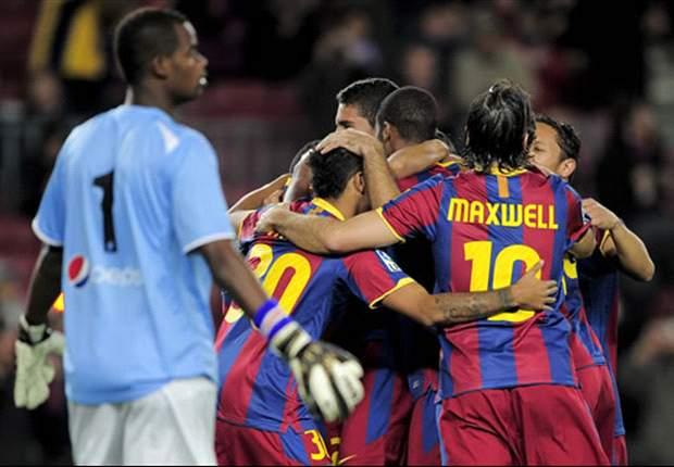 Barcelona 5-1 Ceuta: Five-Star Blaugrana Brush Aside Overmatched Visitors
