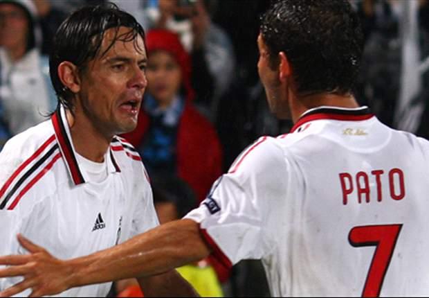 Alexandre Pato Berharap Nomor 9 Bawa Keberuntungan
