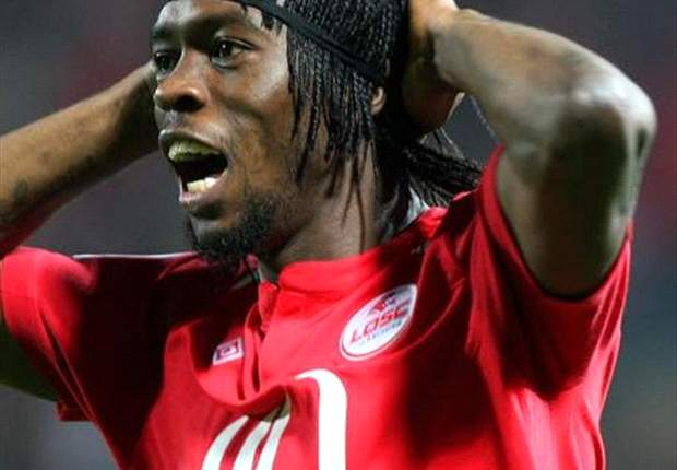 Sevilla Keen On Lille's Gervinho - Report