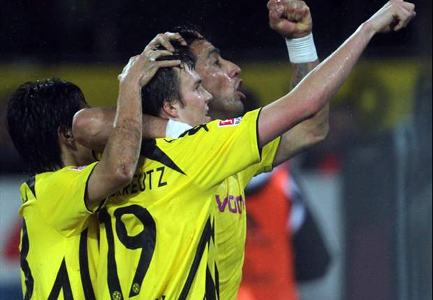 Borussia Dortmund 4-1 Borussia Moenchengladbach: League Leaders Ease To Victory Over Basement Side