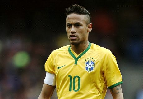 'Neymar lacks maturity to lead Brazil'