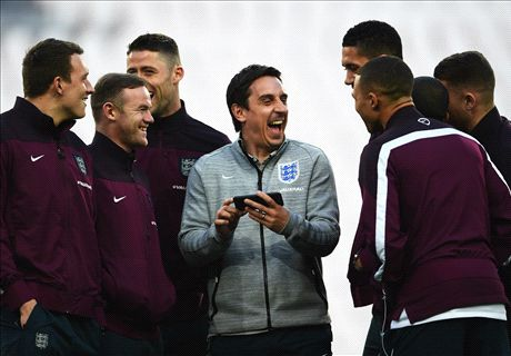 Internationals - all the build-up LIVE