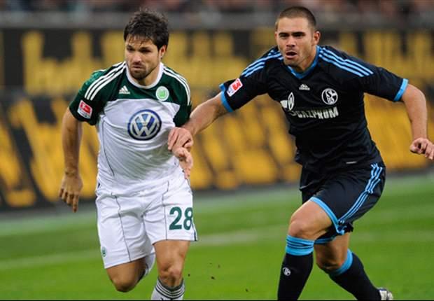 Spielbericht Bundesliga: VfL Wolfsburg - FC Schalke 04