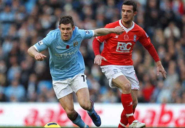 Milner frustrated at lack of game time but willing to take a back seat for Manchester City