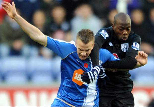Wigan Athletic 1-0 West Bromwich Albion: Second Half Substitute Victor Moses Inspires Latics To Priceless Victory