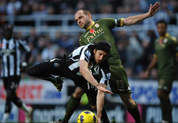 Newcastle United 0-0 Fulham: In-form Andy Carroll fails to break resolute resistance from visitors