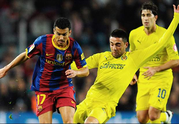 Game Against Espanyol Was My Best Ever Performance - Barcelona's Pedro Rodriguez