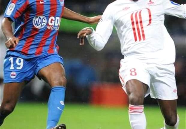 """Ligue 1, Caen - Sorbon: """"Montrer de la hargne"""""""