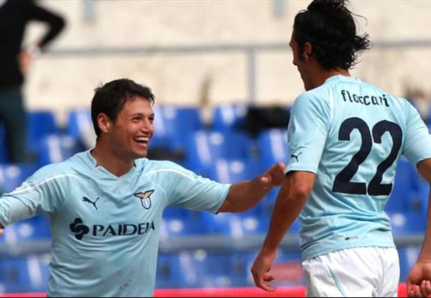Lazio-Napoli 2-0: Zarate si riscopre MATTATORE, i biancocelesti si riscoprono VINCENTI