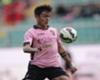 Palermo striker Paulo Dybala