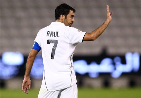 Raul warns Xavi of 'empty' Qatar