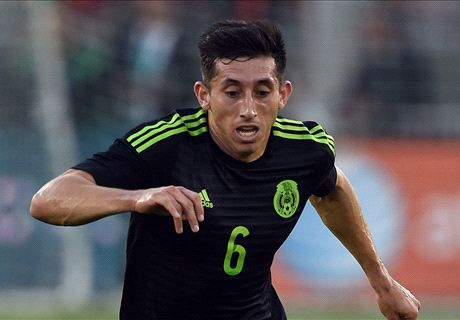 Inexperienced Mexico Faces Test