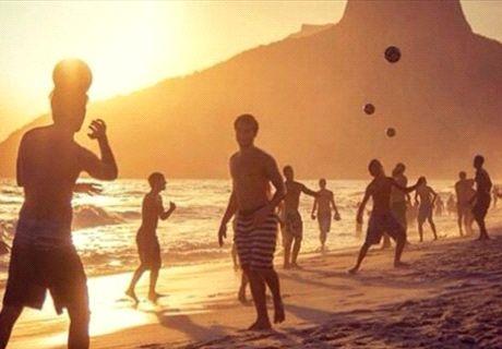 Las mejores fotos del deporte más lindo