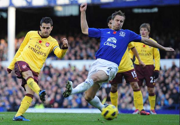 Arsenal Bekap Everton