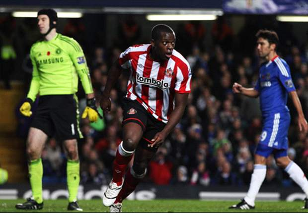Chelsea 0-3 Sunderland: Onuoha, Gyan & Welbeck produce result of the season to reignite title race