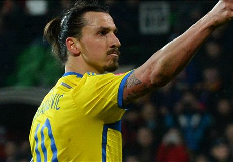 VIDEO: Ibra scores again in Sweden win