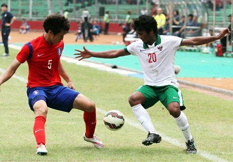 Indonesia U-22 Lengah di Babak Kedua