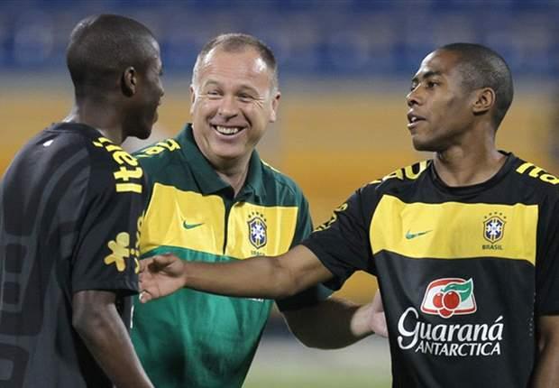Brazil's Mano Menezes Expects Tough Copa America Match Against Venezuela