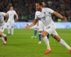 Italy 1-1 England: Late equalizer