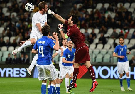 Italia Dan Inggris Sama Kuat