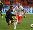 Sneijder Lampaui Rekor Frank De Boer