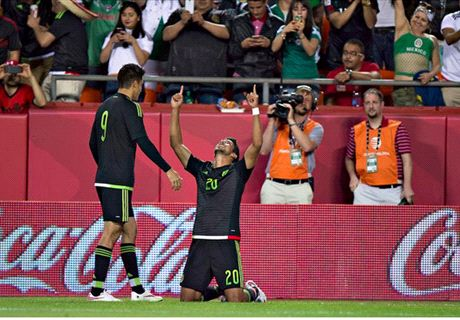 Herrera Strike All Mexico Needs