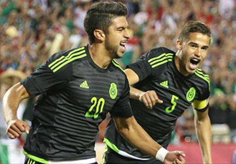 Mexico Win Brings Calm