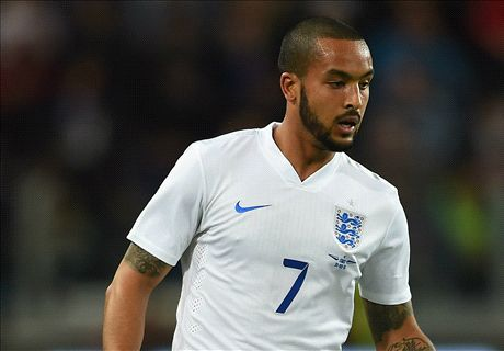 Did Walcott find form against Italy?