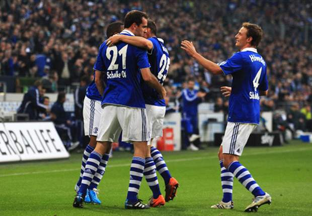 Schalke 4-0 Werder Bremen: Hat-Trick Hero Raul Heaps More Misery On Visitors