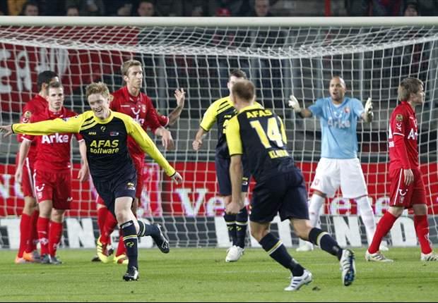 Rode kaart Douglas breekt Twente op tegen AZ
