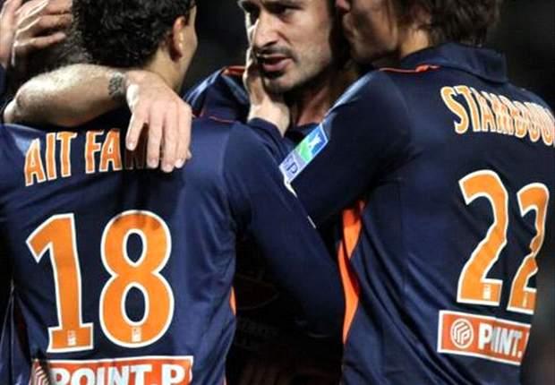 Ligue 1 - Toulouse piégé par Montpellier