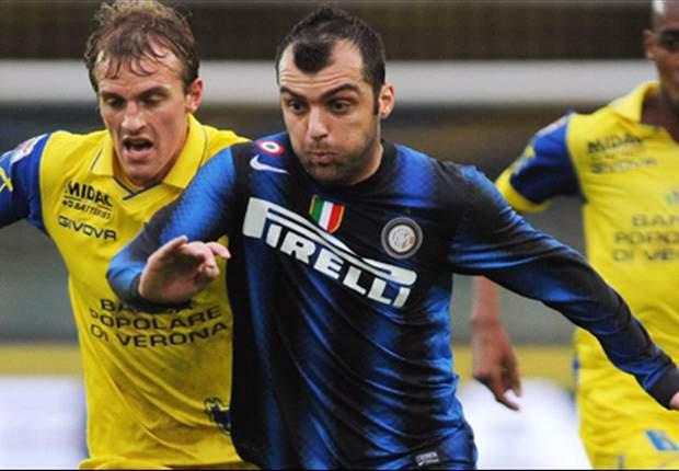 Chievo 2-1 Inter: Flying Donkeys Leave Rafael Benitez Dangling By A Thread