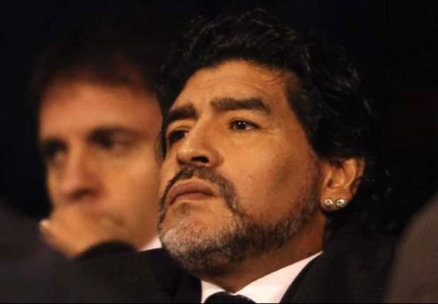 It's a big museum of dinosaurs - Diego Maradona blasts Fifa
