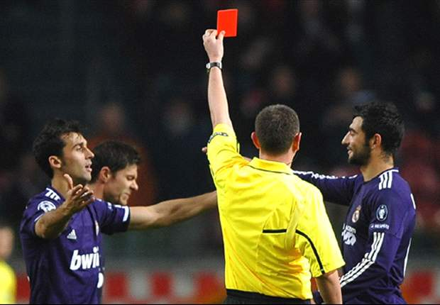 Xabi Alonso won't force a yellow card against Atletico Madrid because only Real Madrid players aren't allowed to, says Jose Mourinho