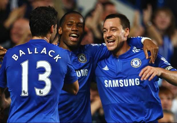Newcastle United - Chelsea: Menegaskan Konsistensi