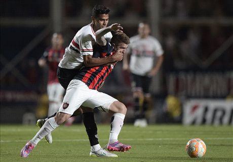 La victoria de San Lorenzo, en imágenes