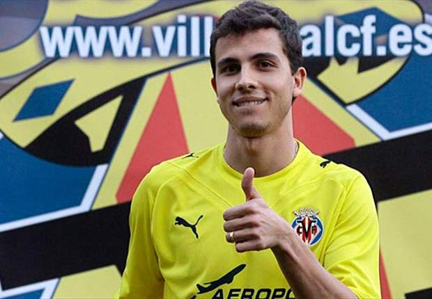 Villarreal's Nilmar looking to regain confidence after ending goal drought